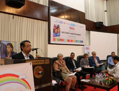 Educo launches child rights situation report
