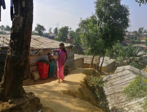 International Day of Education: Education still a luxury for displaced children