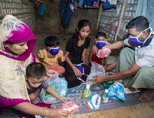 Educo calls for increased support to help Rohingya children access quality remote learning alternatives amid school closures brought about by the coronavirus lockdown