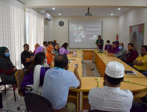 Educo Bangladesh celebrates International Women's Day 2021
