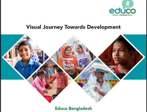 Visual Journey Towards Development